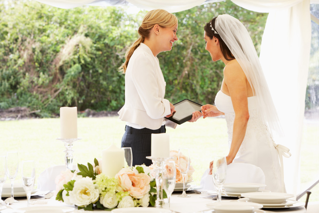 planning for wedding